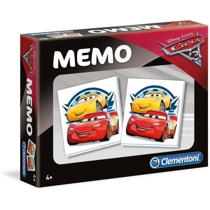 CARS 3 Memo Clementoni
