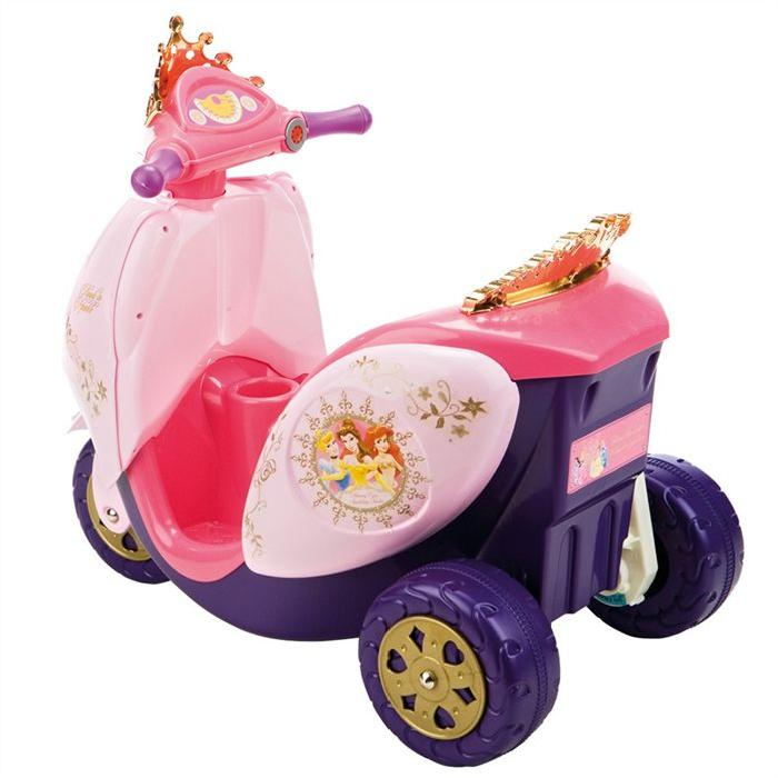 Scooty Disney Princess Feber
