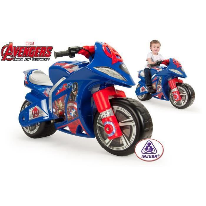AVENGERS Moto électrique enfant 6V