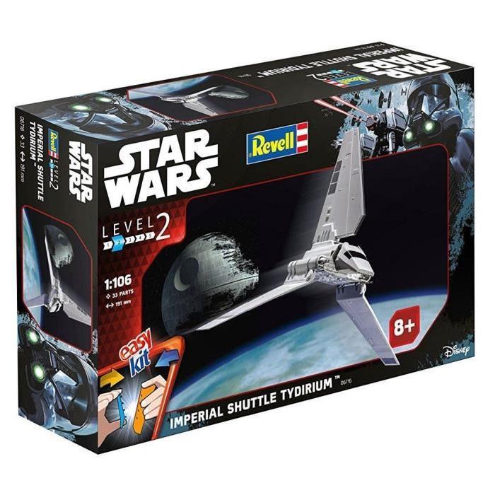 STAR WARS - Easy Kit - Imperial Shuttle Tidirium