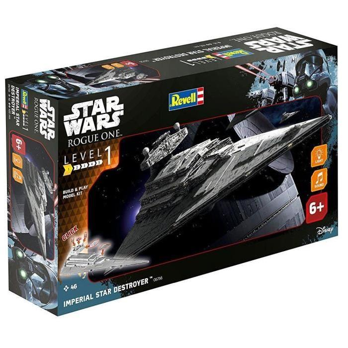 STAR WARS Build&Play Imperial Star Destroyer