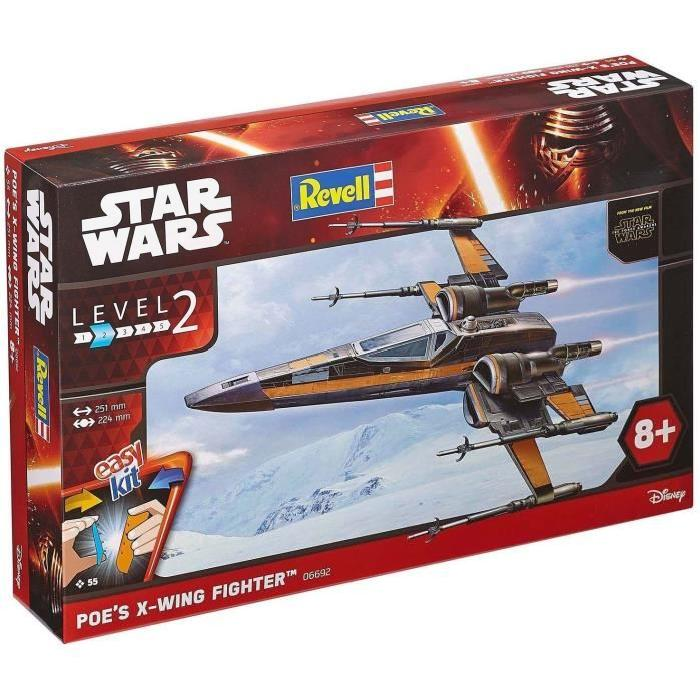 STAR WARS - Easy Kit - Poe?s X-wing Fighter