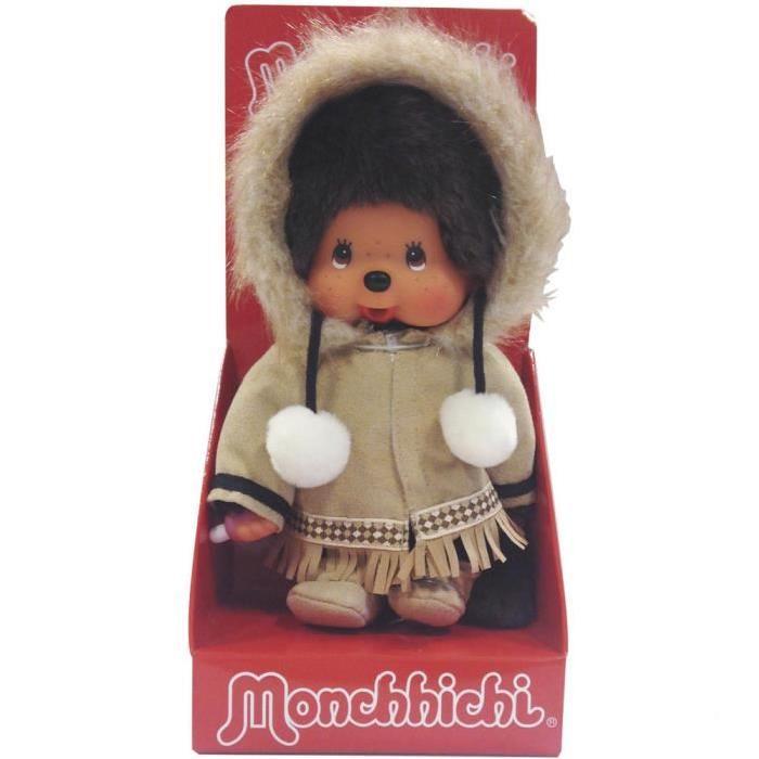 MONCHHICHI - Monchhichi Alaska