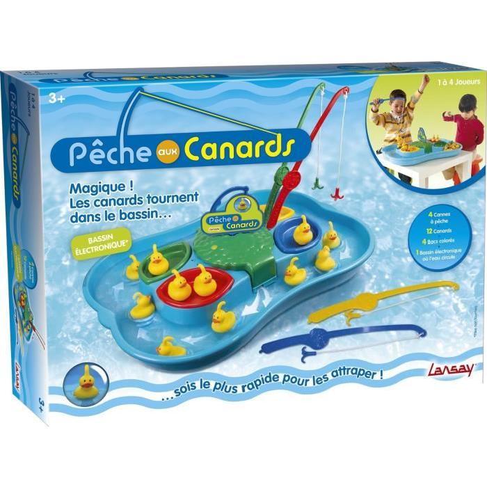 LANSAY La Peche aux Canards