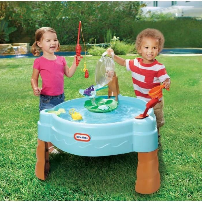 LITTLE TIKES Peche aux Canards Fish-n-Splash