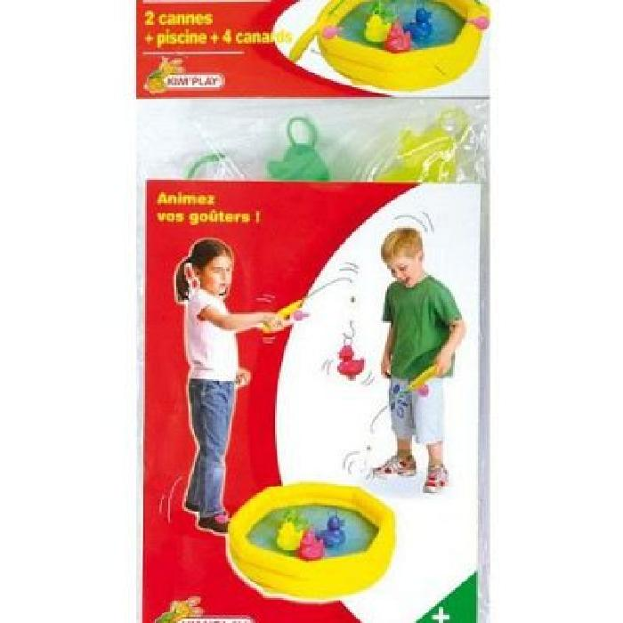 KIMPLAY Kit peche aux canards piscine