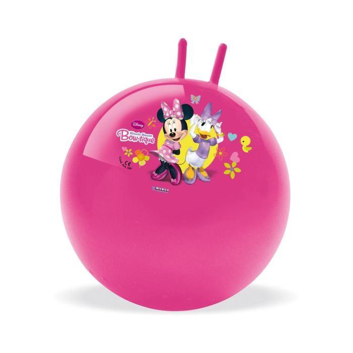 MINNIE Ballon Sauteur de 50 cm de Diametre