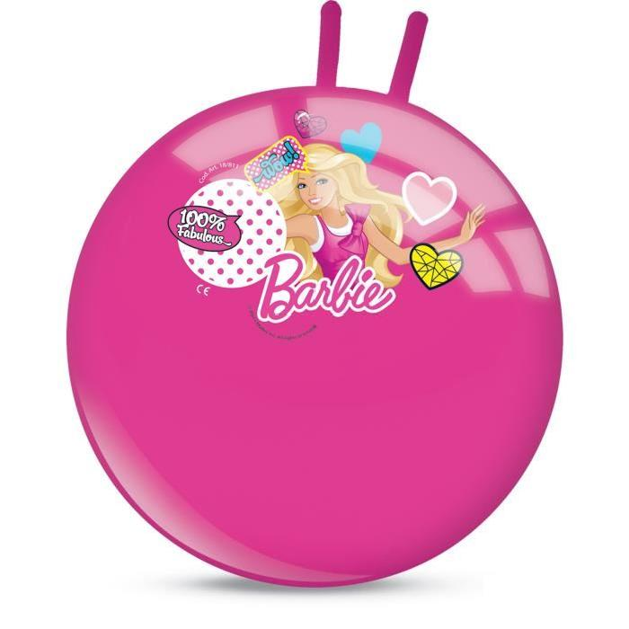 BARBIE Ballon Sauteur