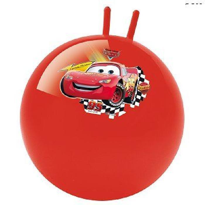 CARS Ballon Sauteur de 50 cm de Diametre