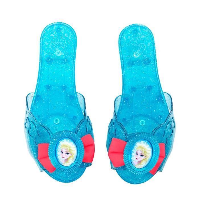 LA REINE DES NEIGES Chaussures Elsa