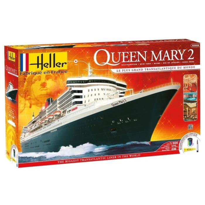 HELLER JOUSTRA Queen Mary 2