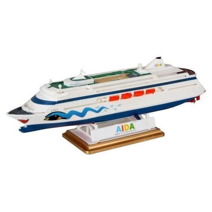 REVELL Model-Set AIDA - Maquette