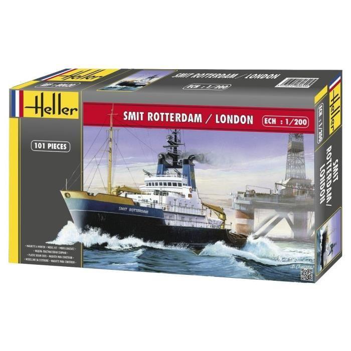 HELLER JOUSTRA Smitt Rotterdam/London