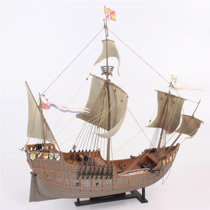 Revell Maquette du bateau Santa Maria - 1:90 - Réf. 05405