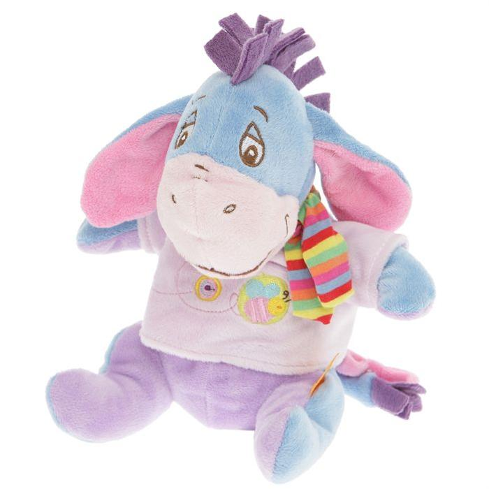 WINNIE L'OURSON Peluche Bourriquet 23 cm - Disney