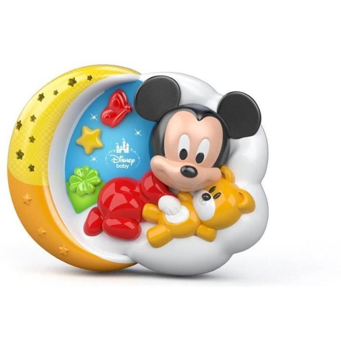 MICKEY Projecteur Baby Clementoni