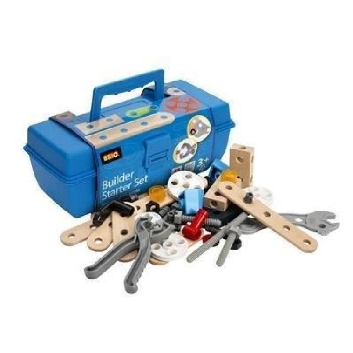 BRIO Boite a outils builder - 50 Pieces