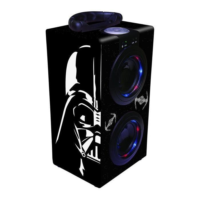 STAR WARS Mini enceinte Bluetooth