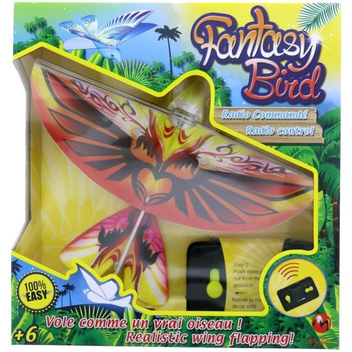 MODELCO Robot Oiseau Volant Fantasy Bird 2,4 Ghz