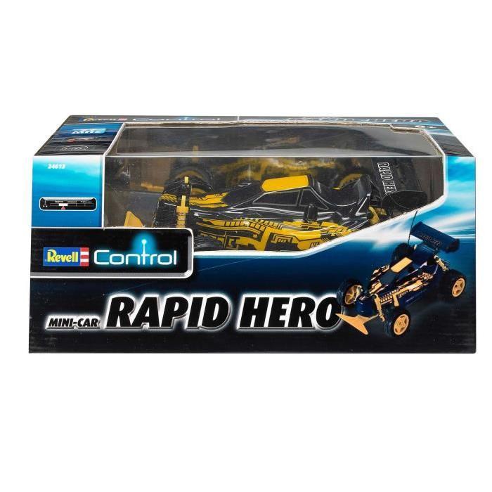 REVELL Buggy RAPID HERO Telecommandé