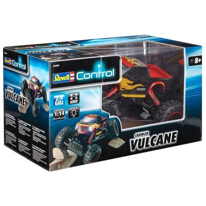 REVELL CONTROL - Crawler VULCANE Radiocommandé