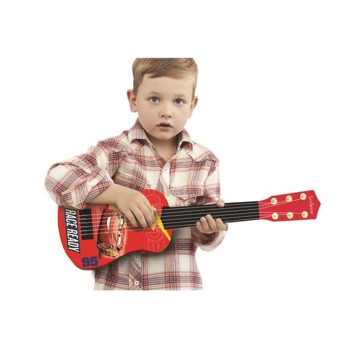CARS - Guitare Enfant 53 cm Lexibook