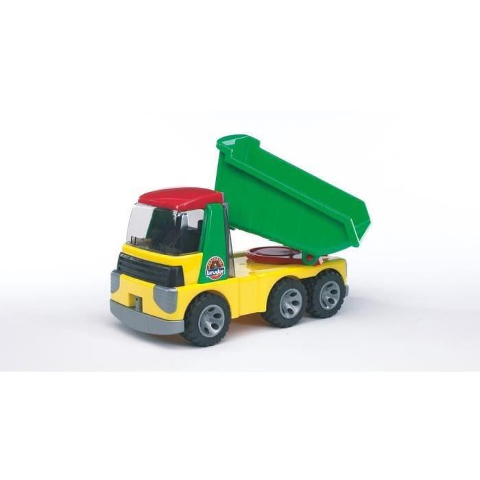 BRUDER 20000 - Camion benne ROADMAX
