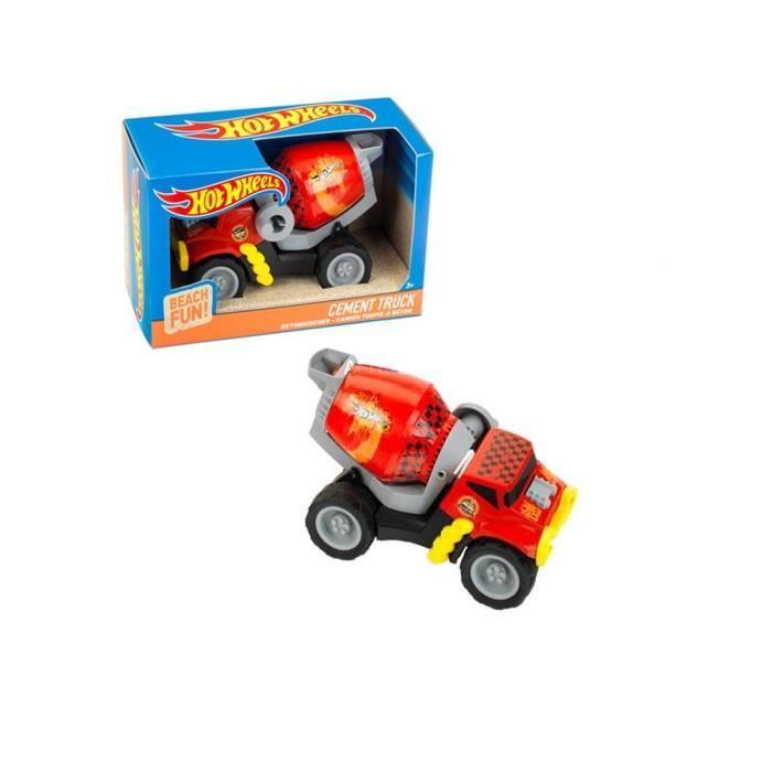 HOT WHEELS - Bétonniere Hot Wheels pour Enfant