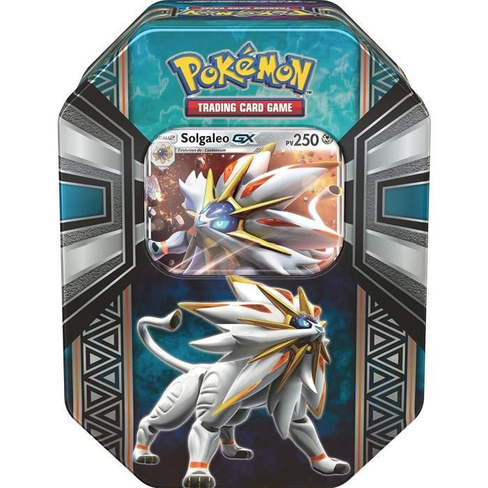 POKEMON Pokébox Printemps 2017 Solgaleo
