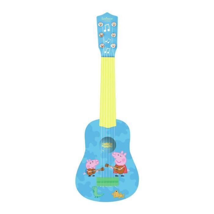 PEPPA PIG Ma Premiere Guitare
