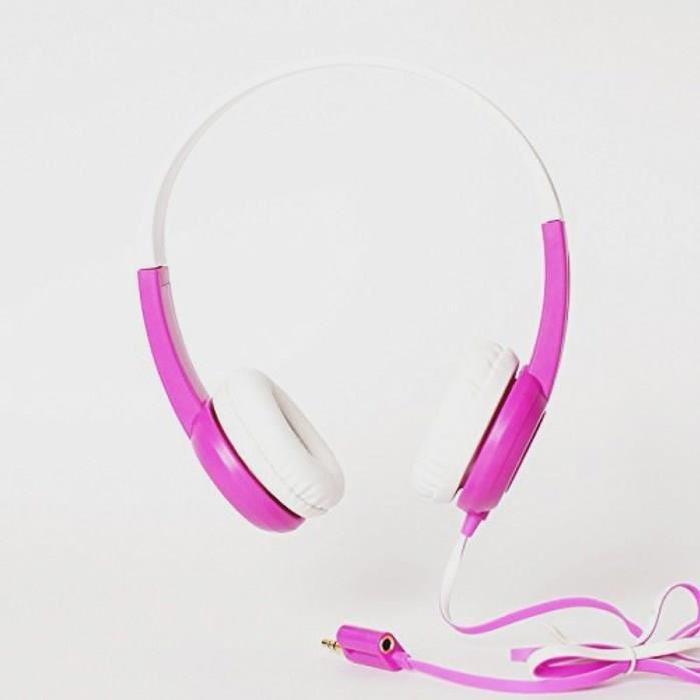 ONANOFF Casque Audio Buddyphones pour Enfant - Violet