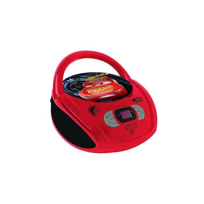 CARS Radio lecteur CD