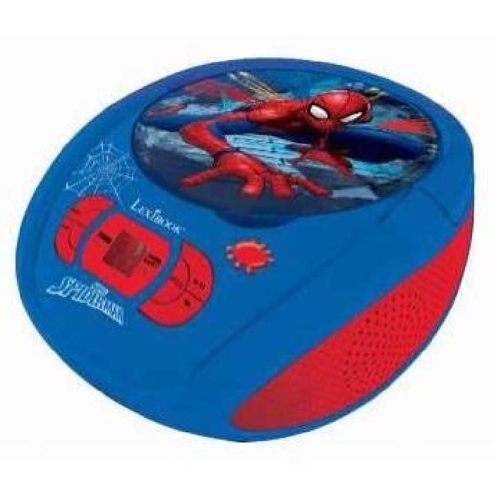 SPIDERMAN - Radio lecteur CD