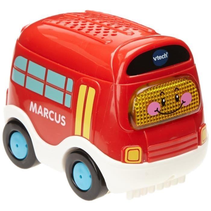 TUT TUT Bolides Véhicules Marcus, le minibus