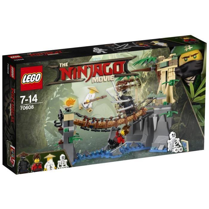 Movie Qg Le Ninjas Lego Ninjago 70618 Des 6b7gyvfY