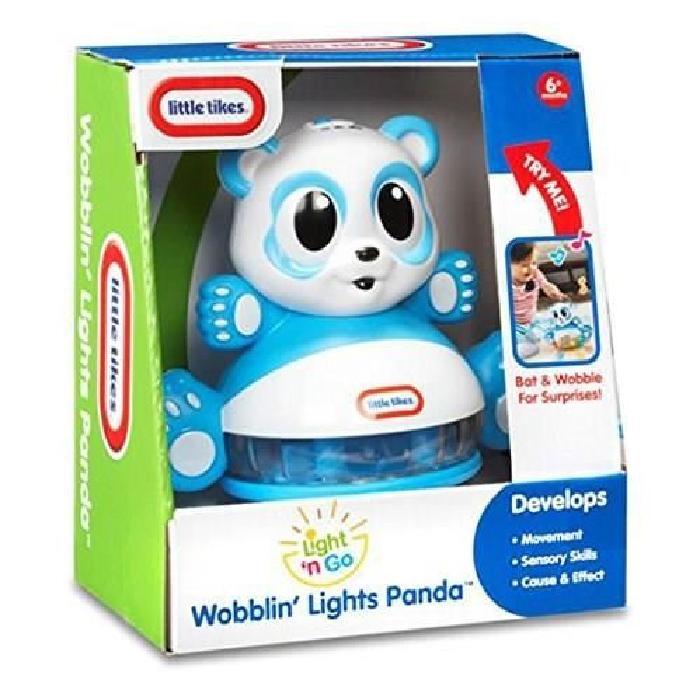 LITTLE TIKES Panda Culbuto Lumineux