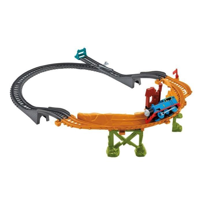 FISHER-PRICE - Circuit - Coffret Danger sur le Pont