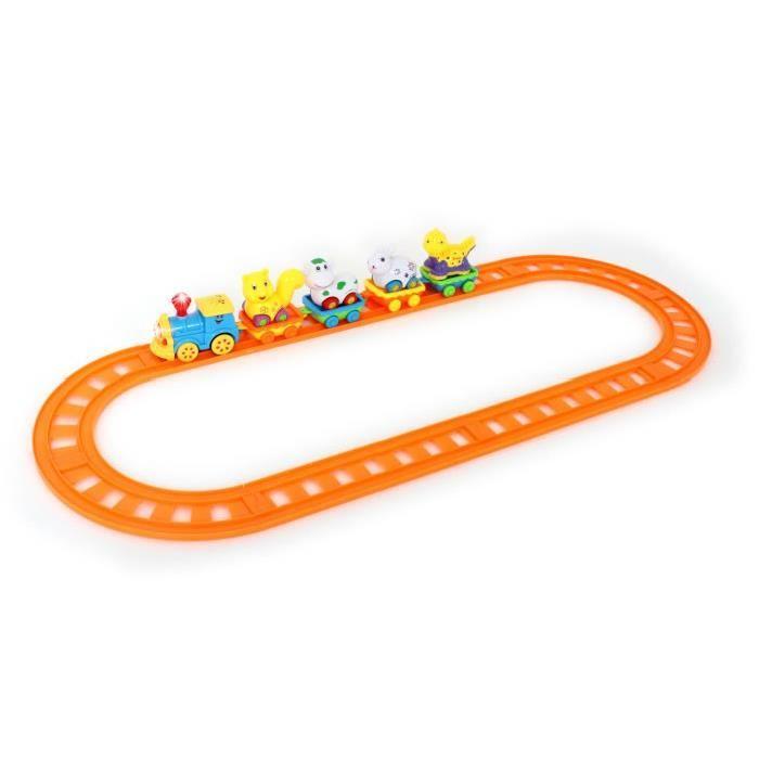 MGM Le Petit Train et Son Circuit - Les Animaux