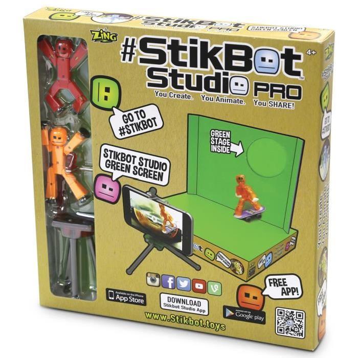 MODELCO Stikbot Studio Pro
