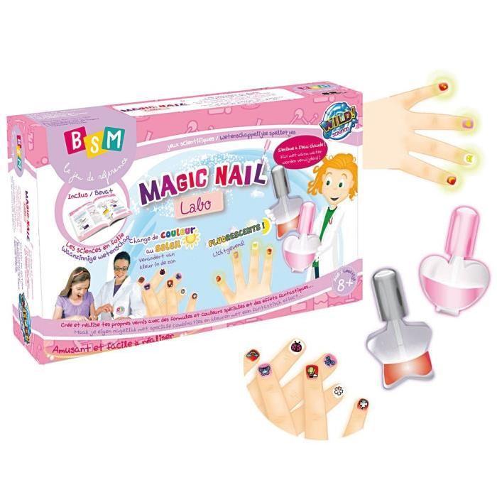 BSM Magic Nail Labo
