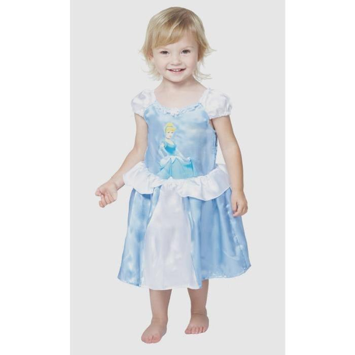 DISNEY PRINCESSES Panoplie Fille - Cendrillon