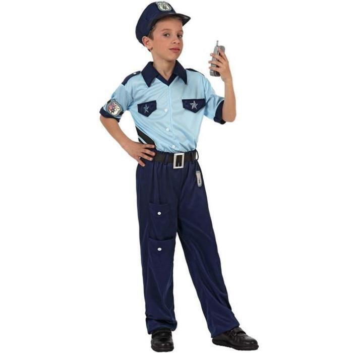 ATOSA Deguisement De Policier T1