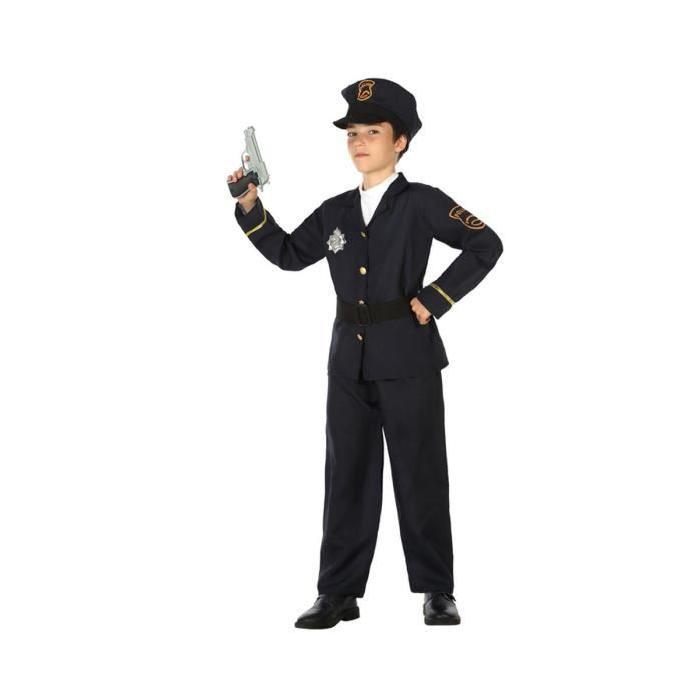 ATOSA Déguisement De Policier T1