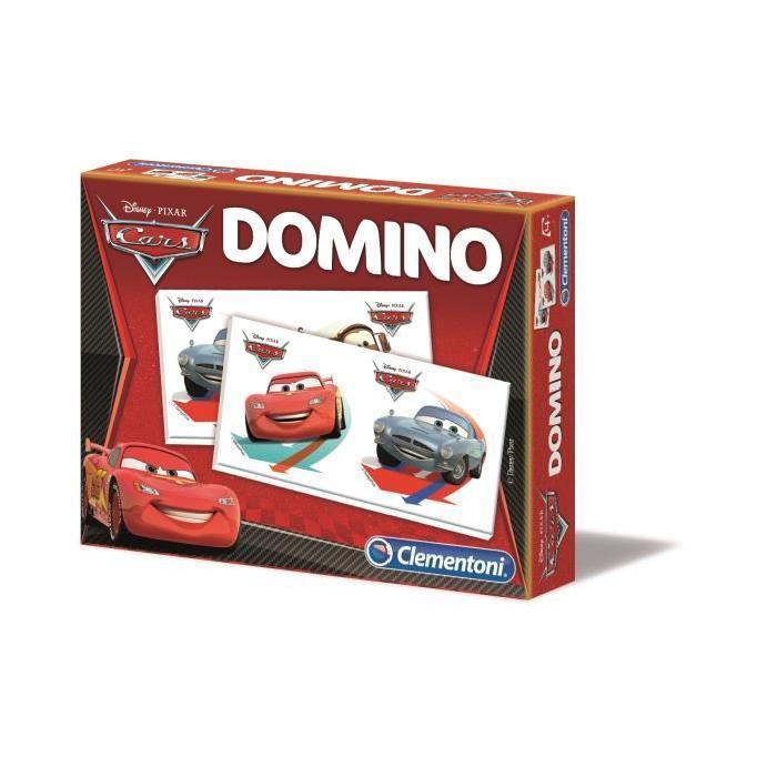 CARS Domino Clementoni