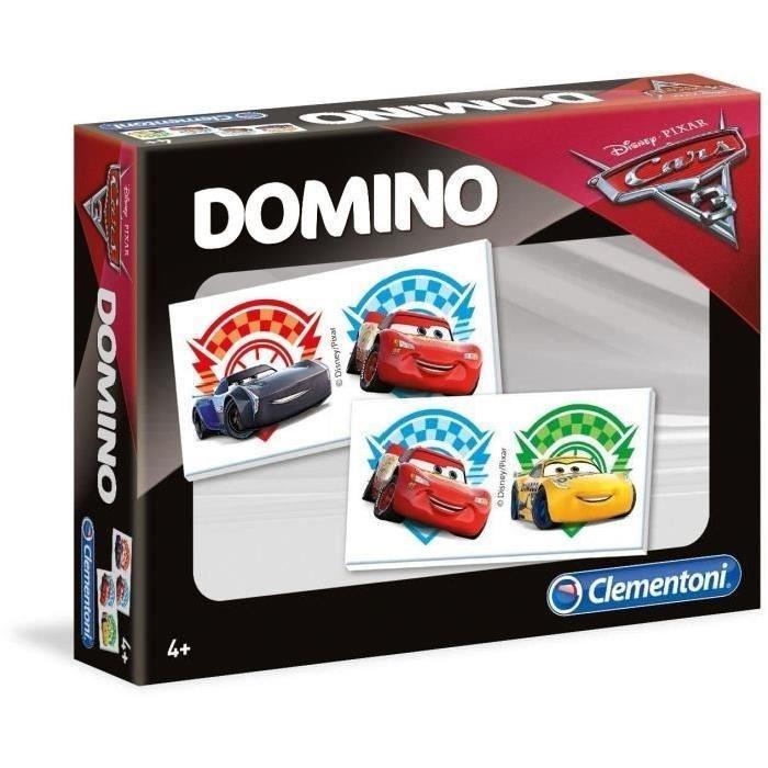 CARS 3 Domino Clementoni