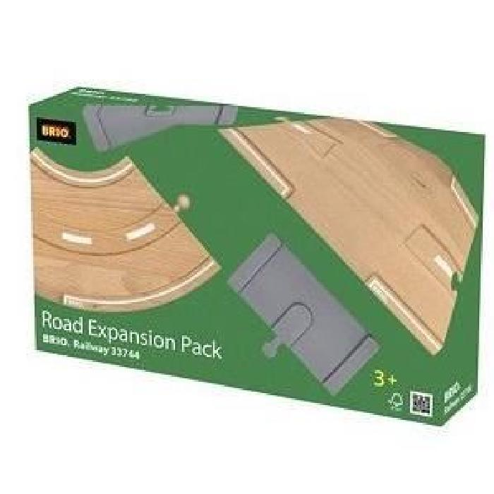 BRIO Coffret extension routes