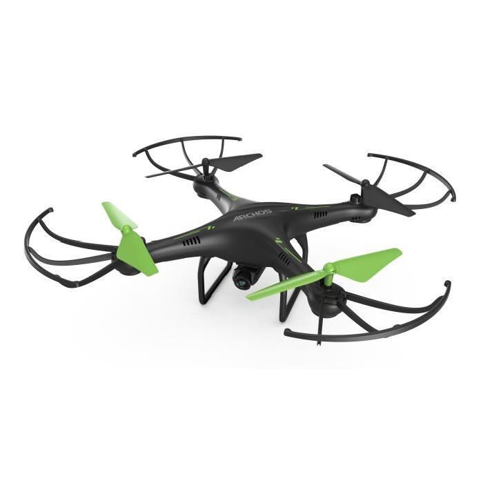 ARCHOS Drone avec caméra HD et télécommande - Flip 360°