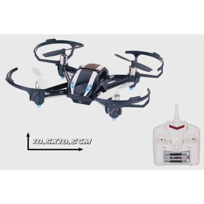 CDTS Drone 18x18 cm avec Caméra Intégrée