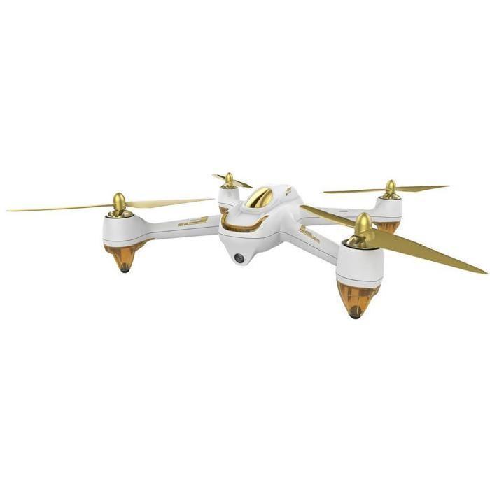 HUBSAN H501S X4 FPV BRUSHLESS Drone - Caméra Full HD intégrée