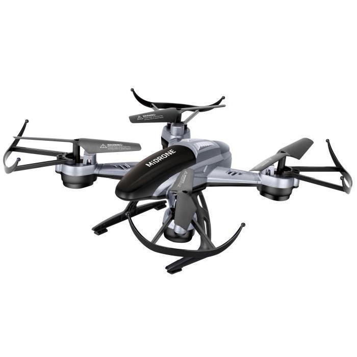 DRONE 21 cm avec télécommande Adventure 50 - Drone radiocommandé